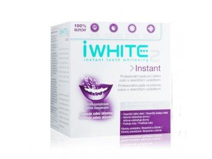 iWhite Sada pro bělení zubů Instant 2 10 x