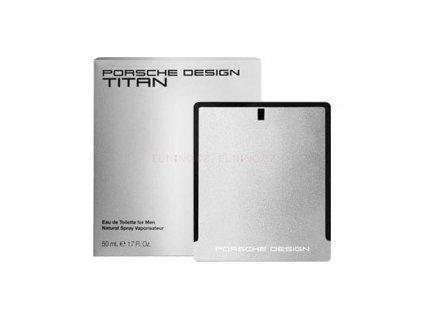 Porsche Design Titan - toaletní voda