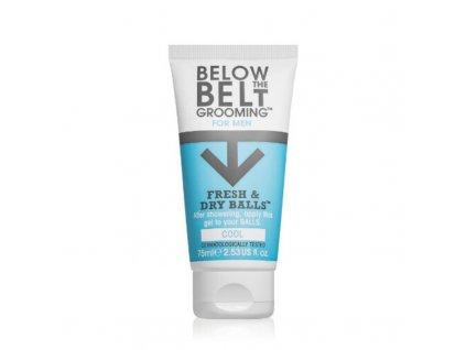 Below the Belt Gel na intimní partie pro muže Cool - (Fresh & Dry Balls)
