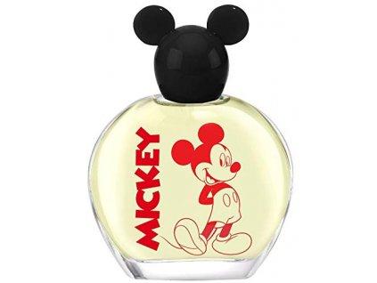 Dětské parfémy Mickey Mouse - toaletní voda 50 ml + sprchový gel 100 ml