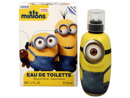 EP Line Minions - toaletní voda