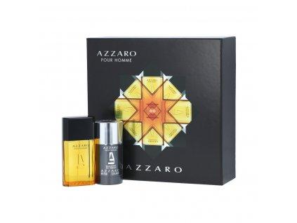 Azzaro Pour Homme - toaletní voda 50 ml + deo stick 75 ml