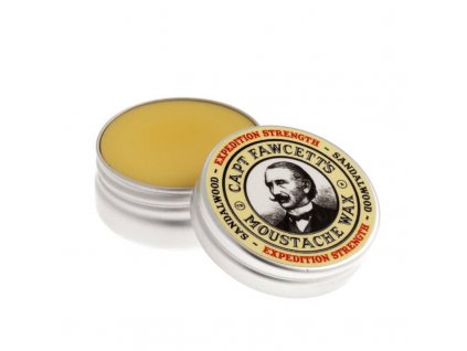 Captain Fawcett Vosk na knír Expedition Strength - (Moustache Wax)