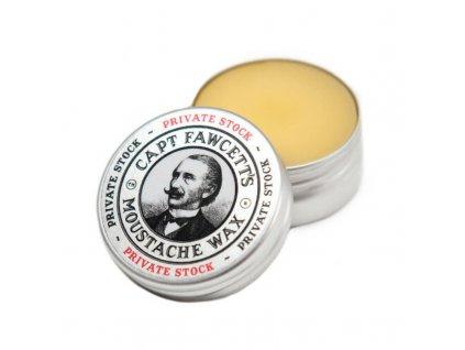 Captain Fawcett Vosk na knír Private Stock - (Moustache Wax)