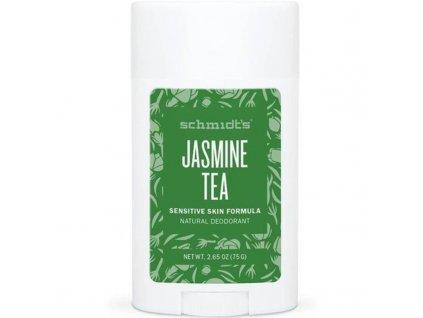 Schmidt´s Deodorant v tyčince pro citlivou pokožku Sensitive Jasmine Tea - (Deo Stick)