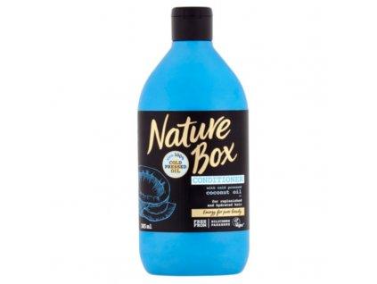 Nature Box Přírodní balzám na vlasy Coconut Oil - (Conditioner)