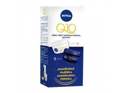 Nivea Q10 Plus 50 ml Day & 50 ml Night - denní + noční krém
