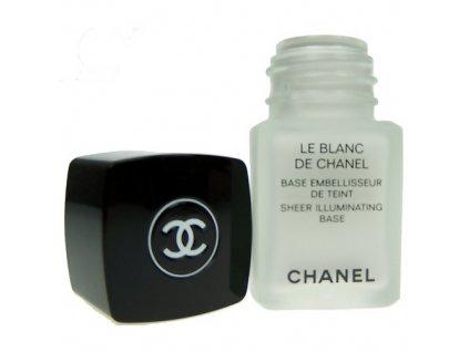 Chanel KOSMETIKA Le Blanc De Chanel Base Sheer Illuminating - báze pod make-up