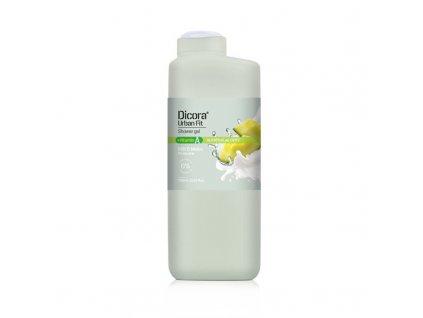 Dicora Sprchový gel s vitamínem A Mléko & meloun - (Shower Gel)