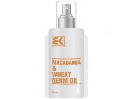 Brazil Keratin Makadamiový olej - (Macadamia & Wheat Germ Oil)