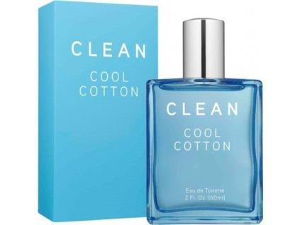 Clean Cool Cotton - toaletní voda