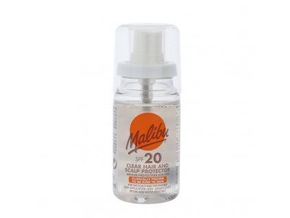 Malibu Clear Hair And Scalp Protector - sérum na vlasy SPF20