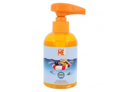 Minions Hand Wash With Giggling Sound - tekuté mýdlo