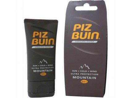 Piz Buin Mountain Cream - krém na opalování SPF 50