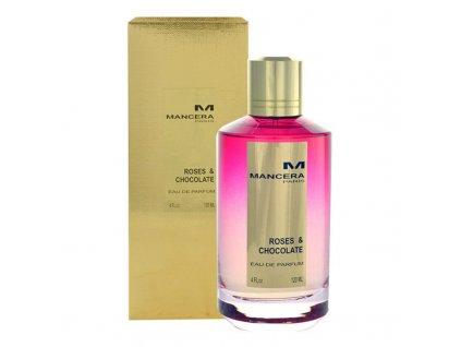 MANCERA Roses & Chocolate - parfémová voda