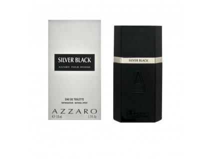 Azzaro Silver Black - toaletní voda