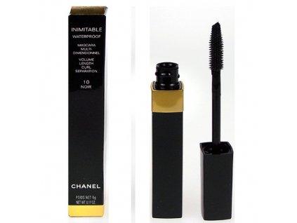 Chanel KOSMETIKA Inimitable Mascara Waterproof Black - řasenka