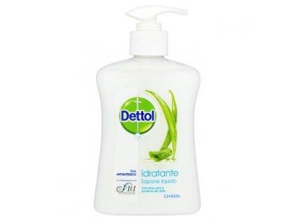 Dettol Soft on Skin Aloe Vera a vitamín E - Tekuté mýdlo