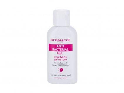 Dermacol Antibacterial Gel - antibakteriální přípravek White