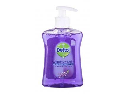 Dettol Antibacterial Liquid Hand Wash - tekuté mýdlo Lavender