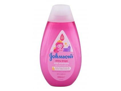 Johnson´s Baby Shiny Drops - Šampon