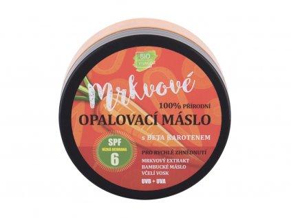 Vivaco Bio Carrot Suntan Butter - opalovací přípravek na tělo SPF6