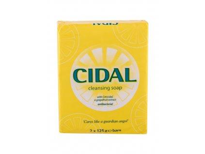Cidal Cleansing Soap Antibacterial - tuhé mýdlo