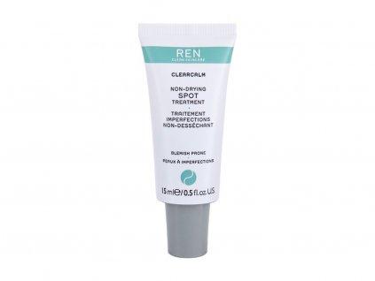 REN Clean Skincare Clearcalm 3 Non-Drying Spot Treatment - lokální péče