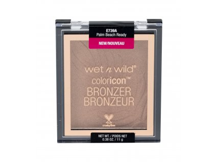 Wet n Wild Color Icon - (Palm Beach Ready) bronzer