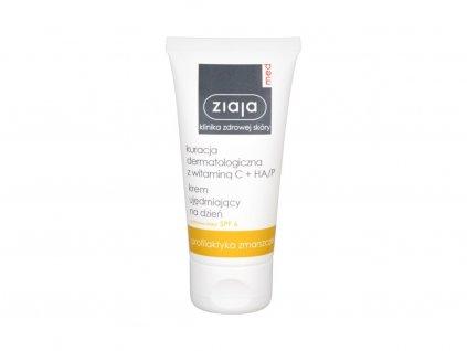 Ziaja Med Dermatological Treatment Firming Day Cream - denní pleťový krém SPF6