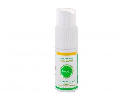 Ecocera Dry Shampoo Oily Hair - suchý šampon
