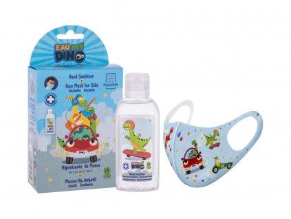 Eau My Dino Eau My Dino - dezinfekční gel na ruce 100 ml + rouška 1 ks