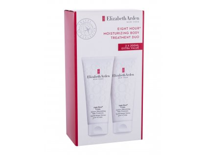 Elizabeth Arden Eight Hour Cream - tělový krém 2 x 200 ml