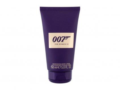 James Bond 007 James Bond 007 For Women III - tělové mléko