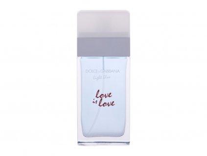 Dolce&Gabbana Light Blue Love Is Love - toaletní voda