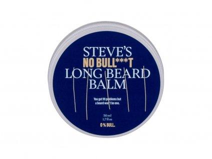 Steve´s No Bull***t Long Beard Balm - vosk na vousy