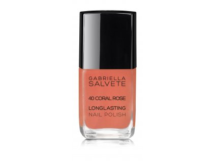 Gabriella Salvete Longlasting Enamel - (40 Coral Rose) lak na nehty