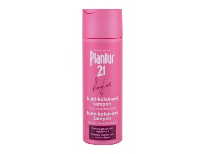 Plantur 21 Nutri-Coffein #longhair - Šampon
