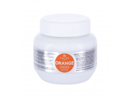 Kallos Cosmetics Orange - maska na vlasy