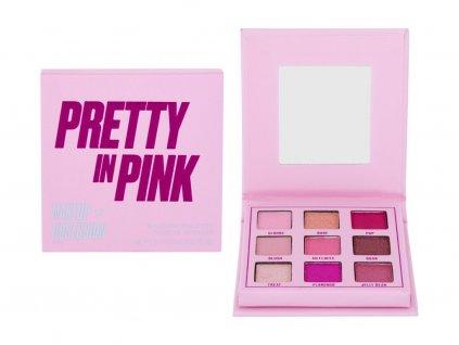 Makeup Obsession Pretty In Pink - oční stín