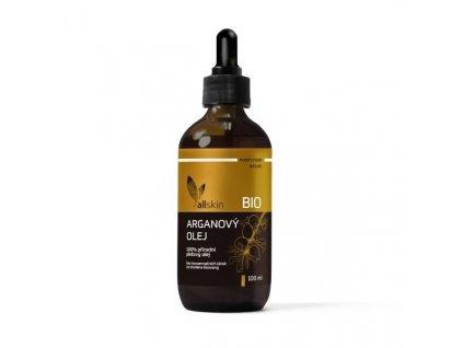 Allskin Purity From Nature Argan Oil - tělový olej