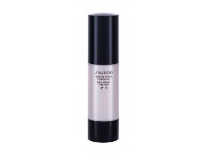 Shiseido Radiant Lifting Foundation - (WB60 Natural Deep Warm Beige) makeup SPF15