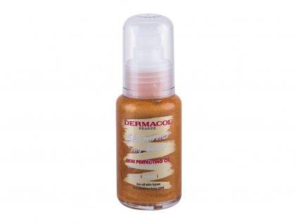 Dermacol Shimmer My Body - tělový olej