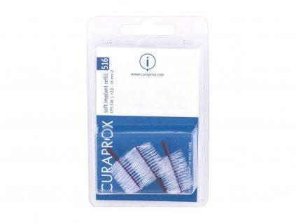 Curaprox Soft Implant Refill - mezizubní kartáček 2,0 - 16 mm