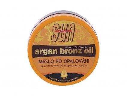 Vivaco Sun Argan Bronz Oil - přípravek po opalování Aftersun Butter