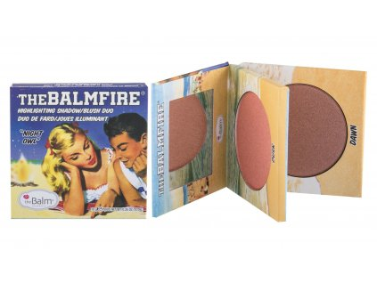 TheBalm The BalmFire - (Night Owl) tvářenka