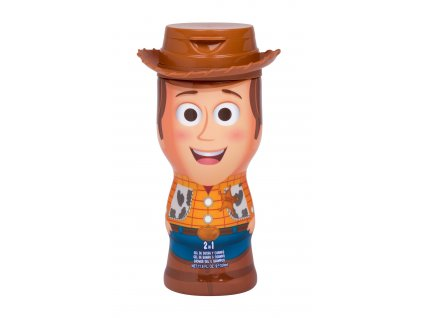 Disney Toy Story 4 Woody - sprchový gel