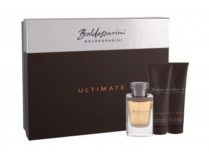 Baldessarini Ultimate - toaletní voda 50 ml + sprchový gel 2x 50 ml
