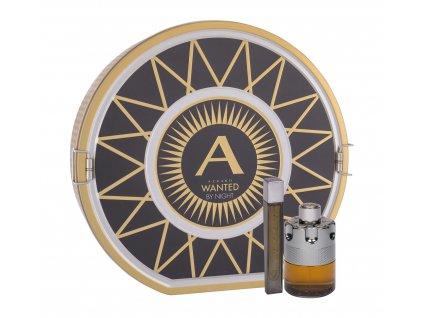 Azzaro Wanted by Night - parfémová voda 100 ml + parfémová voda 15 ml