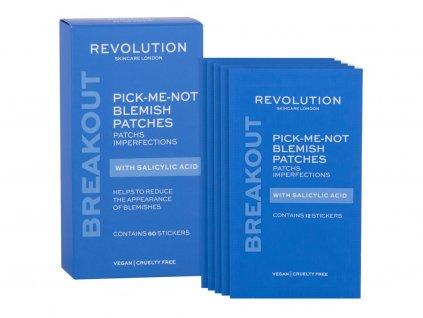 Revolution Skincare Pick-Me-Not Blemish Salicylic Acid - pleťová maska